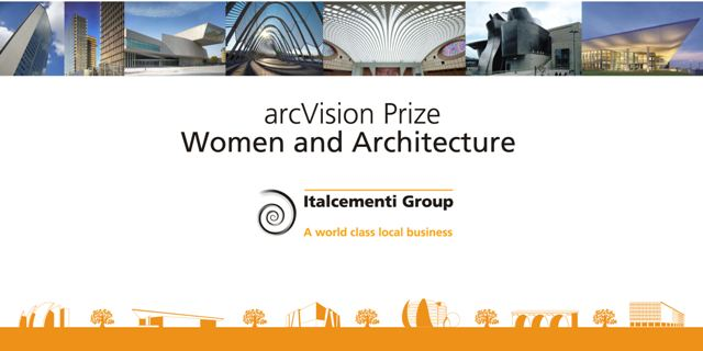 arcVision Prize Woman and Achitecture
